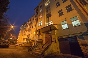 Modern apartment, Zweizimmerwohnung, 019