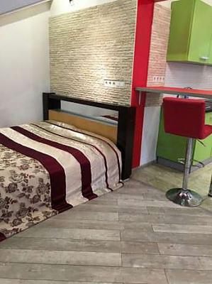 Apartment in Mega-city residential complex, Studio, 002
