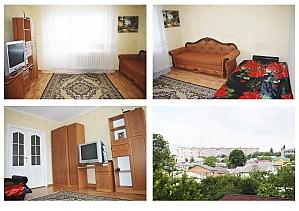 Комфортна квартира, 2-кімнатна, 002
