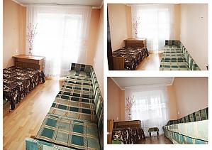 Комфортна квартира, 2-кімнатна, 003