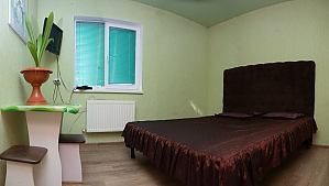 Room for 2 people in Apelsyn mini-hotel, Monolocale, 001