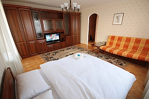 Apartment on Zoloti Vorota, Monolocale, 003