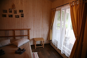 Double room with fir forest view, Studio, 001