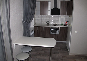 Excellent apartment in Krivoy Rog, Studio, 004