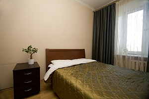 Spacious standard-class apartment with comfortable furniture, Zweizimmerwohnung, 001