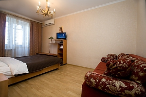 Spacious standard-class apartment with comfortable furniture, Zweizimmerwohnung, 004