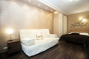 Modern business class apartment with European-quality renovation, Studio, 002
