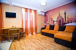 Bright standard-class apartment with comfortable furniture, Zweizimmerwohnung, 002