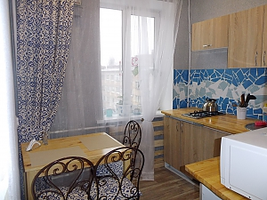 Cozy apartment near Shuliavska metro station, Un chambre, 004