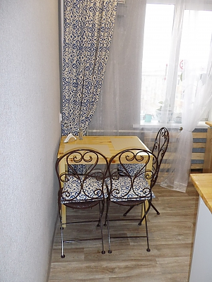 Cozy apartment near Shuliavska metro station, Un chambre, 003