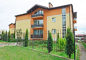 VIP apartment in Vorzel, One Bedroom, 012