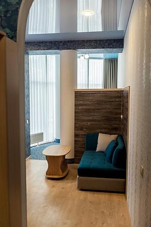 Панорамна квартира, 2-кімнатна, 002