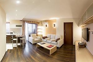 Apartment on Lesi Ukrainky boulevard, Un chambre, 001