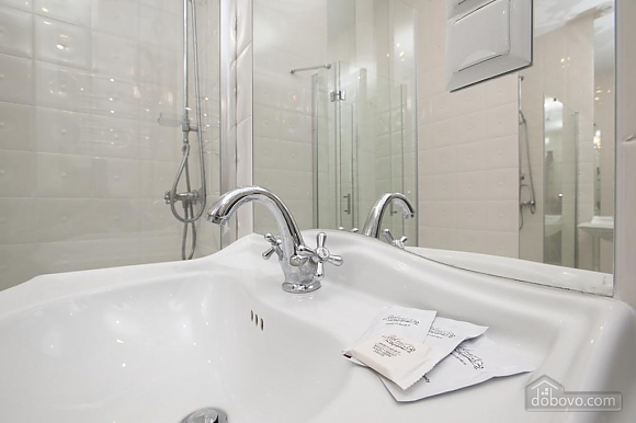 Luxury quiet junior suite with shower , Studio (70046), 007