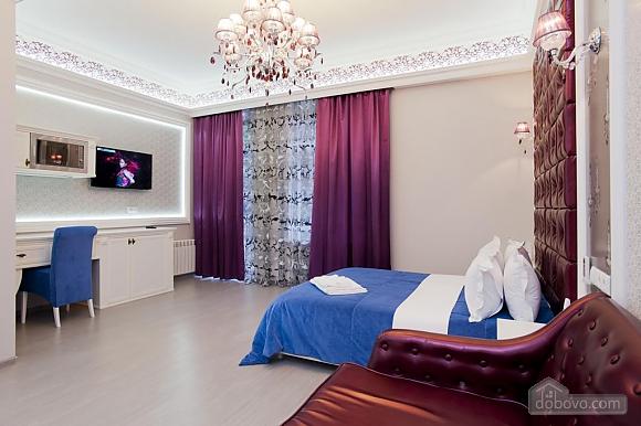 Large quiet stylish studio apartment with balcony, Studio (92562), 001