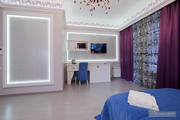 Large quiet stylish studio apartment with balcony, Studio (92562), 007