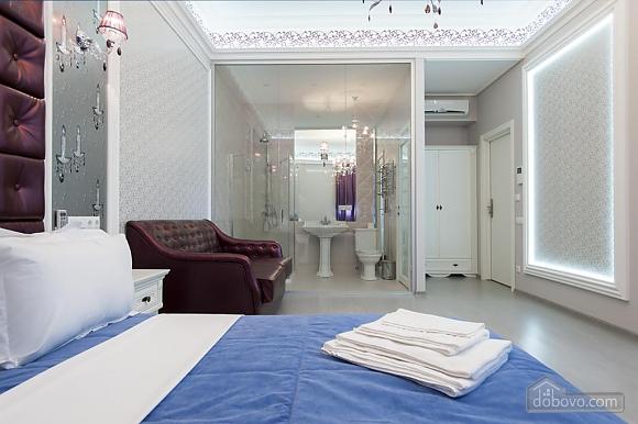 Large quiet stylish studio apartment with balcony, Studio (92562), 008