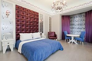 Просторные тихие и стильные апартаменты-студио, 1-комнатная, 002