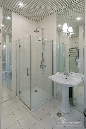 Modern quiet junior suite with shower, Monolocale (47596), 007