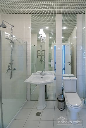 Modern quiet junior suite with shower, Monolocale (47596), 008