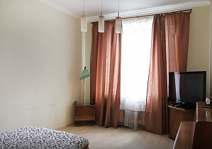 Large apartment near KPI metro station, Zweizimmerwohnung, 002