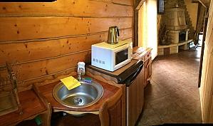 Javornyk-cottage 1 with fireplace and sauna, Dreizimmerwohnung, 004
