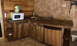 Javirnyk-cottage 4 with fireplace and sauna, Dreizimmerwohnung, 004