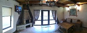 Javornyk-cottage 5 in Yaremche with fireplace, Dreizimmerwohnung, 001