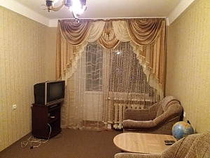 Apartment in Kiev, Zweizimmerwohnung, 002
