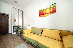 Bright apartment near the city center, Monolocale, 001