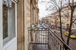 Затишна двокімнатна квартира в центрі біля парка Івана Франка неподалік від Львівського палацу мистецтв, 2-кімнатна, 004