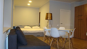 Apartment on Bessarabka, Studio, 001