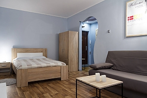 Апартаменты Скандик, 1-комнатная, 001