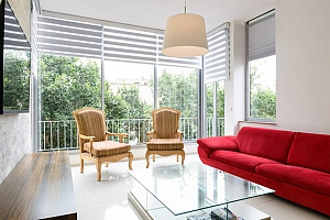 Apartment in Tel Aviv, Dreizimmerwohnung, 002