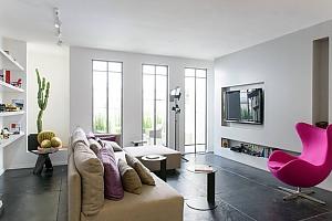 Апартаменти з патіо у Тель-Авіві, 4-кімнатна, 003