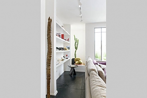 Apartment with patio in Neve Tzedek, Trois chambres, 004