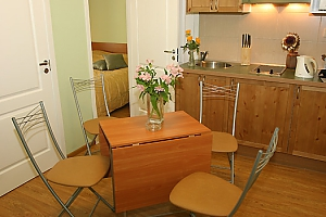 Apartment for 4 guests in the apart-hotel, Un chambre, 002