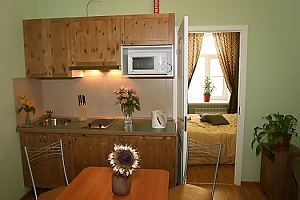 Apartment for 4 guests in the apart-hotel, Una Camera, 003