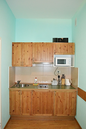 Apartment for 4 guests in the apart-hotel, Una Camera, 009