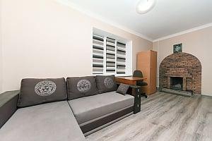 Apartment with fireplace, Zweizimmerwohnung, 002