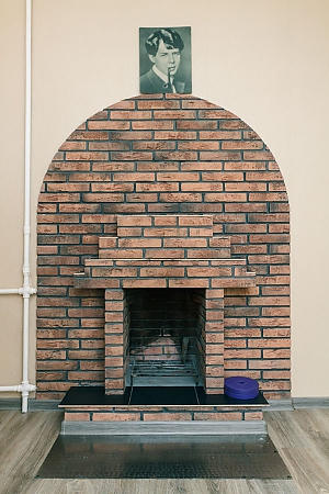 Apartment with fireplace, Una Camera, 009