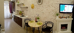 City center apartment, Monolocale, 020