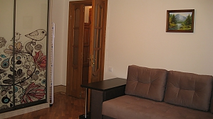Квартира-особняк, 1-кімнатна, 012