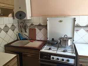 Apartment in Druzhba district, One Bedroom, 003