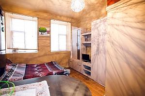Квартира-студіо в центрі Львова, 1-кімнатна, 003