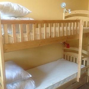 Спальное место на двухъярусной кровати в общем номере для мужчин, 1-комнатная, 001