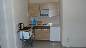 Apartment for 3 guests, Studio, 003
