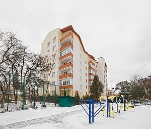 Luxury apartment near the park, Studio, 025