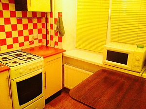 Квартира на Севастопольской, 1-комнатная, 003