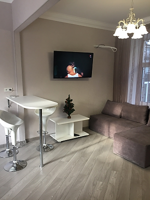 Apartment after a renovation near Maidan, Monolocale, 004